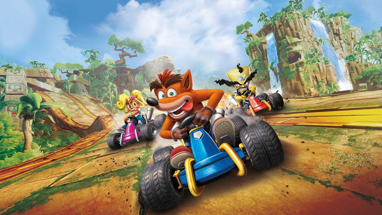 crash team racing recension