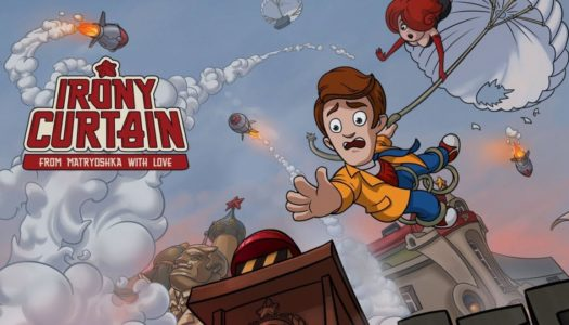 Recension: Irony Curtain – From Matryoshka with Love (Switch)