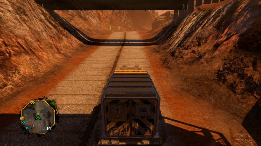 Red Faction Guerilla Remarstered - screenshot nintendo Switch
