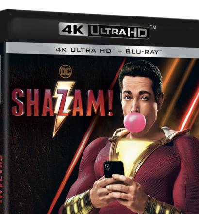 Shazam uhd 4k hdr senses