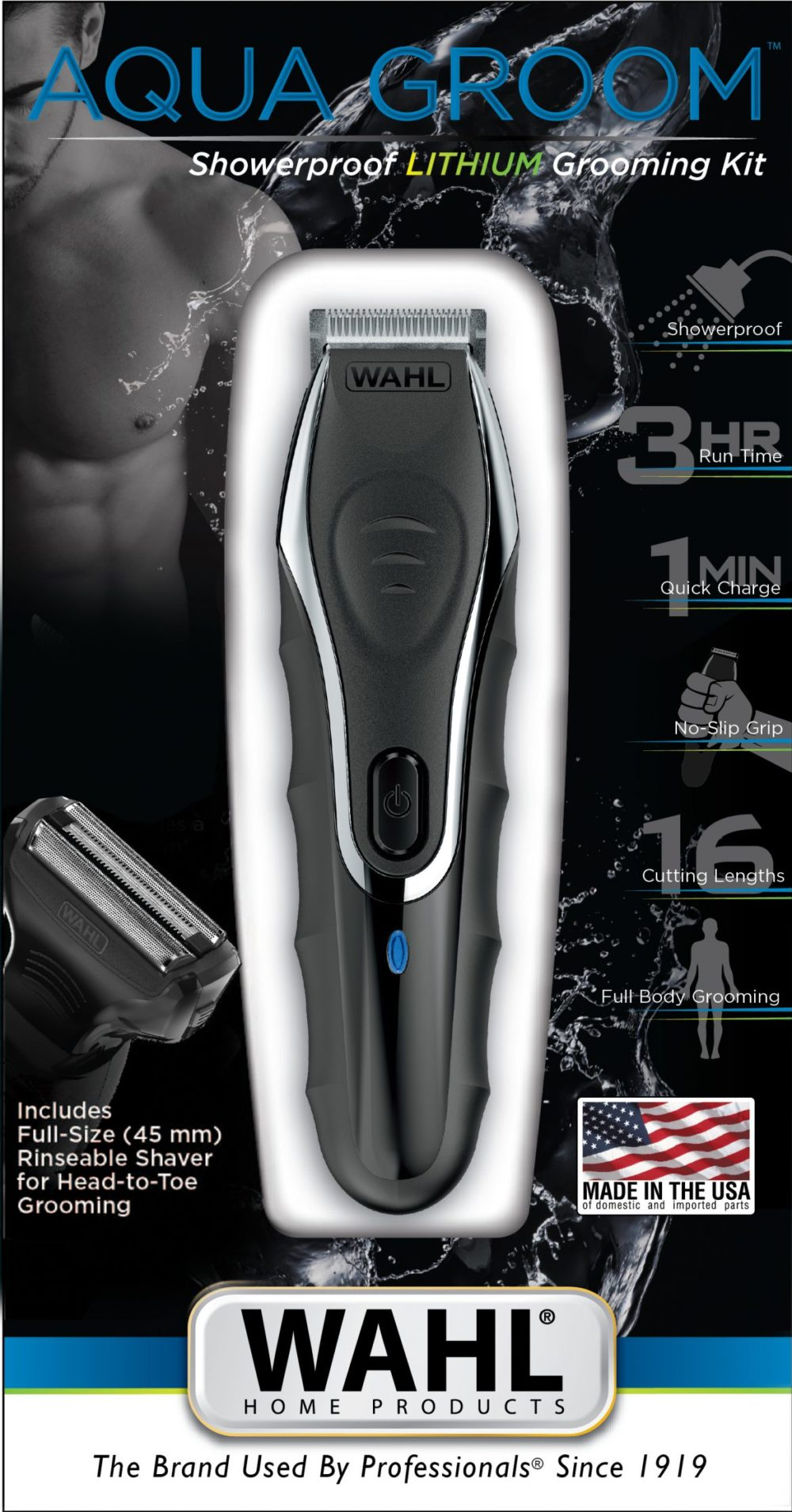 Wahl aqua groom recension