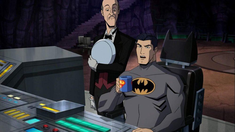 batman vs TMNT - screenshot - Warner Bros