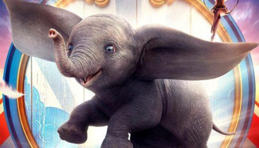 Tävling: Vinn Dumbo på BD!