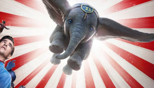 Recension: Dumbo (BD)