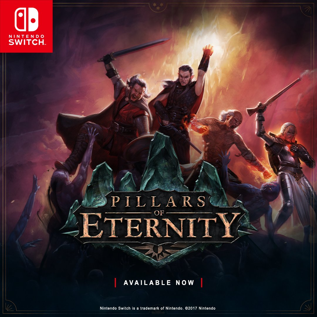 pillar of eternity switch recension