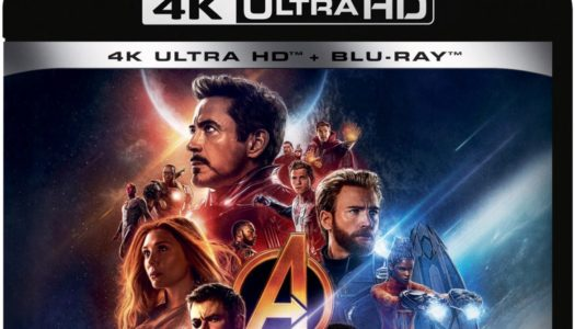 Recension: Avengers – Infinity War (UHD)