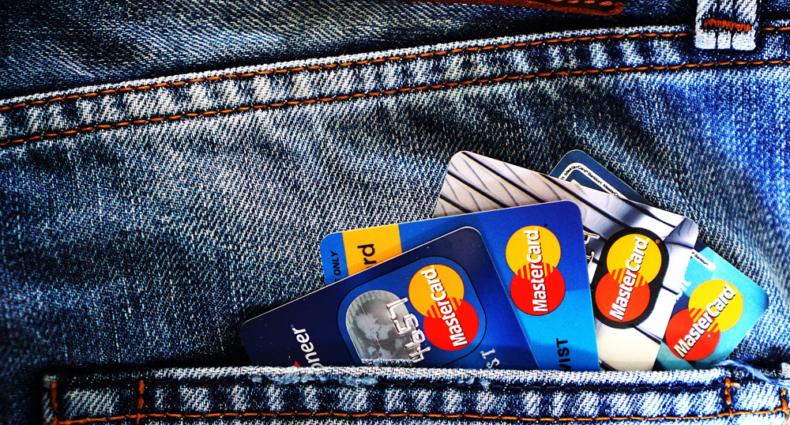 kreditkort till resan