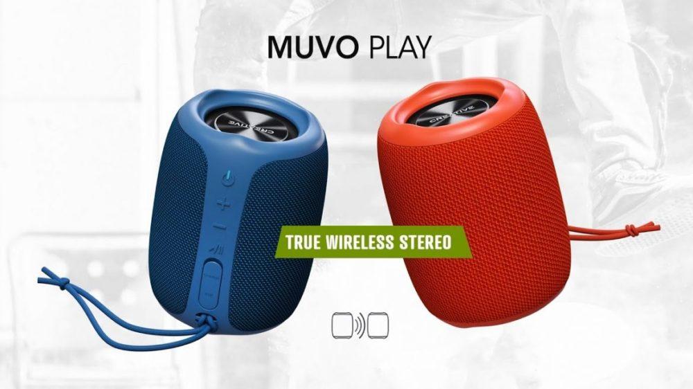 creative muvo play högtalare sammankoppling