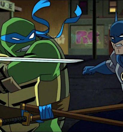 batman vs tmnt tävling senses