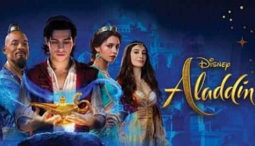 Tävling: Vinn Aladdin på Blu-ray!