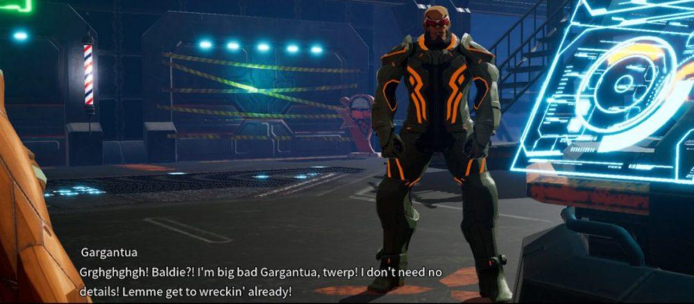 Screenshot - Deamon X Machina - Nintendo Switch