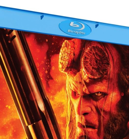 hellboy noble blu-ray recension
