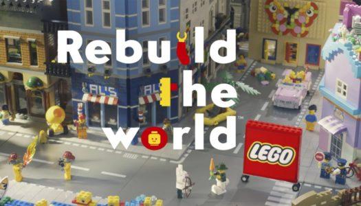 Vi besöker LEGO och bygger om världen!
