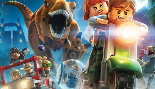Recension: LEGO Jurassic World (Switch)