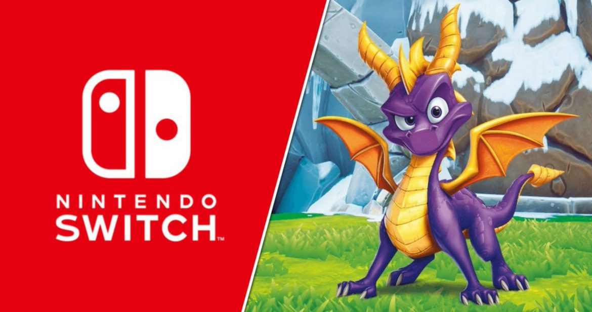 spyro reignited switch recenson