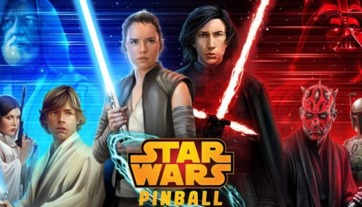 Recension: Star Wars Pinball (Switch)