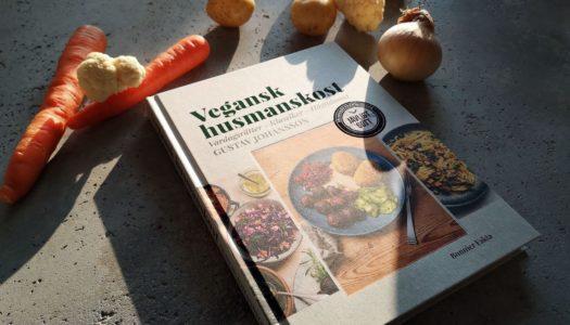 Bokrecension: Vegansk husmanskost