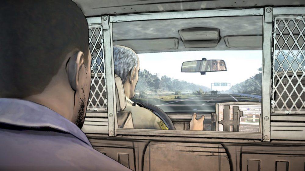 The Walking Dead: Definite edition - Screenshot XBOX ONE X - 4K