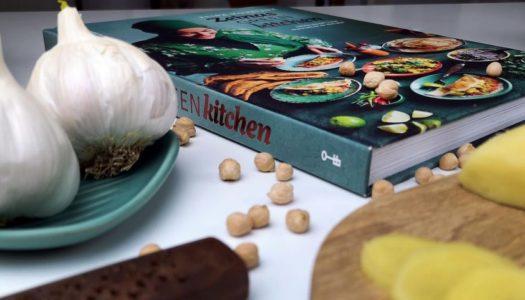 Bokrecension: Zeinas green kitchen