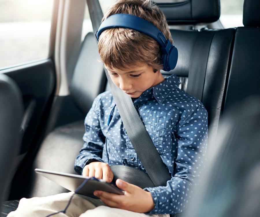 mobilt bredband bil barn