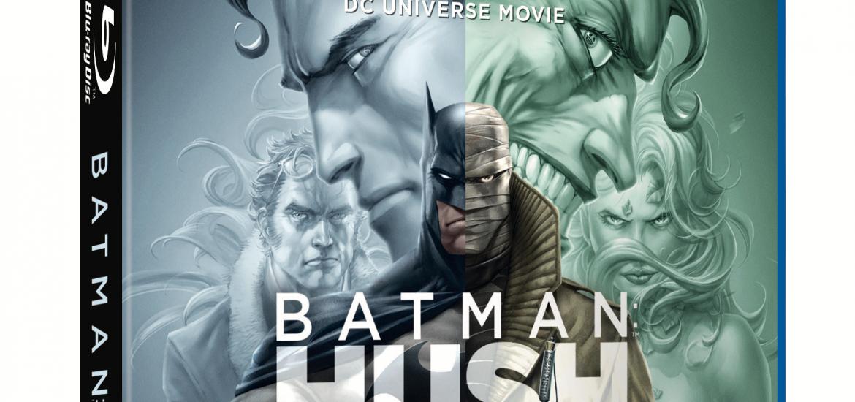 Batman Hush tävling senses