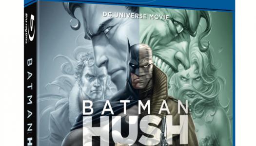 Tävla: Batman Hush på Blu-ray
