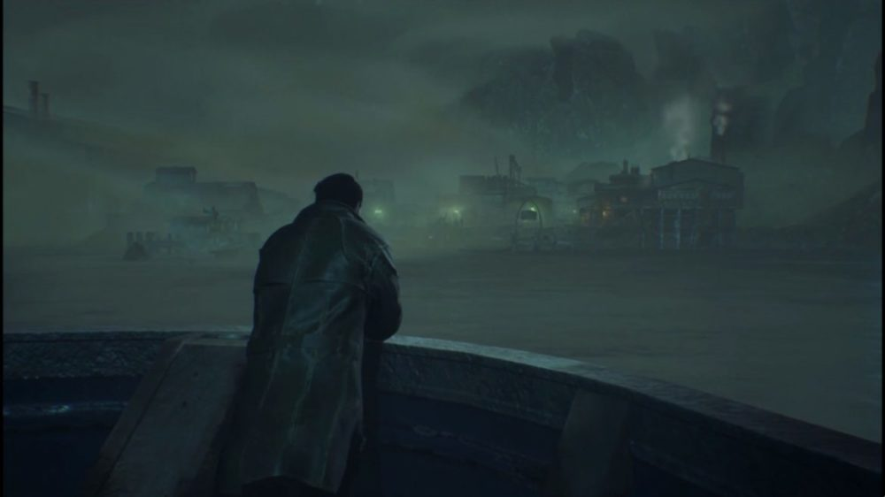 Call of Cthulhu - Nintendo Switch - screenshot