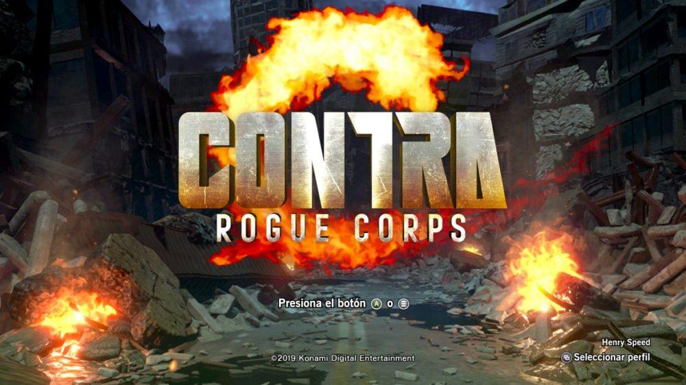 Contra: Rogue Corps - Screenshot - Xbox one 4K