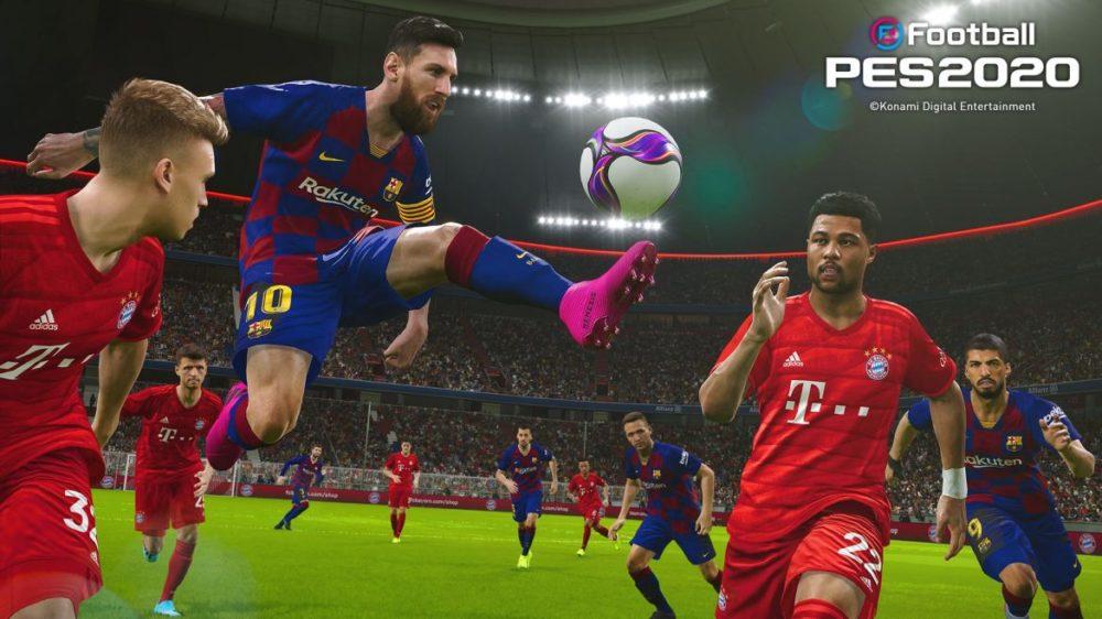 Messi PES 2020