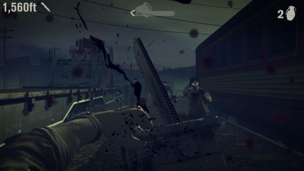 Into the Dead 2 - Screenshot Nintendo Switch