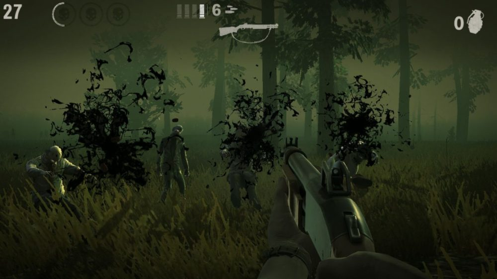 Into the Dead 2 - Screenshot Nintendo Switch