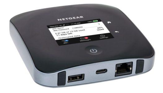 Test: Netgear Nighthawk M2 – framtida premium portabilitet