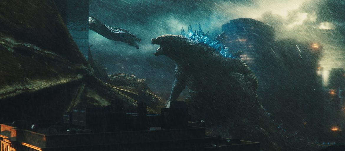 Godzilla king of the monsters tävling senses