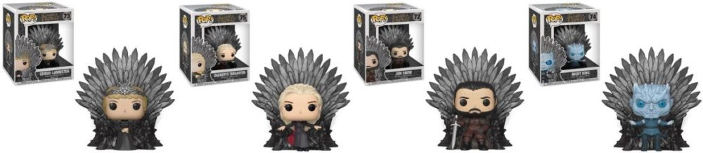 Game of Thrones Funko-figurer
