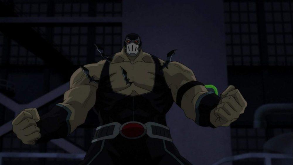 Batman Hush - Warner Bros - Screenshot