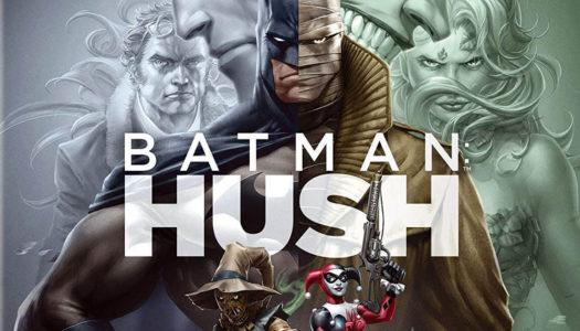Recension: Batman Hush (BD)
