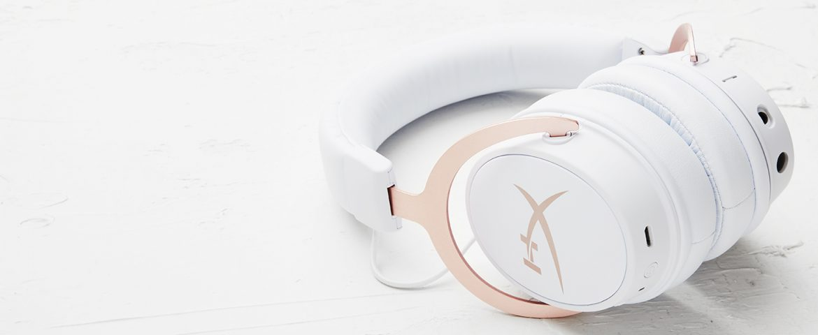 HyperX Cloud Mix Rose Gold recension senses.se