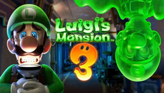 Recension: Luigis Mansion 3 (Switch)