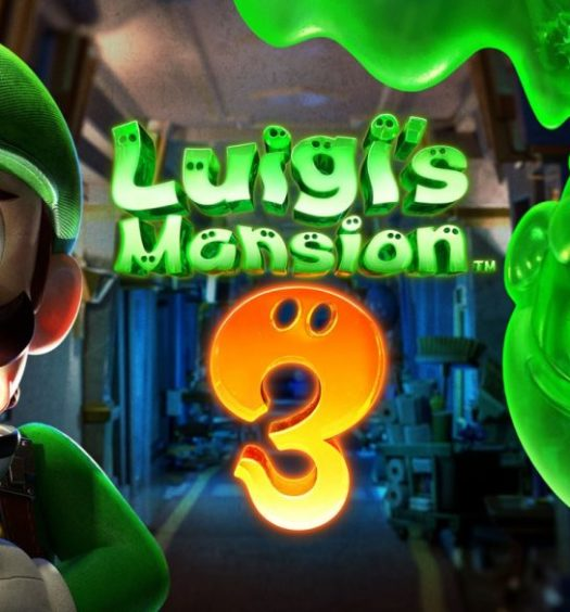 luigis mansion 3 recension