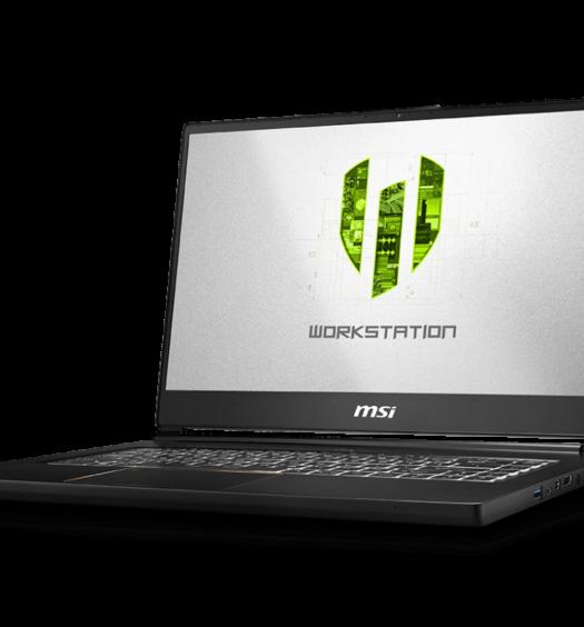 MSI Workstation WS65