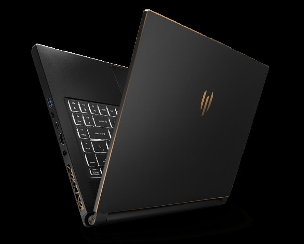 MSI WS65 design laptop