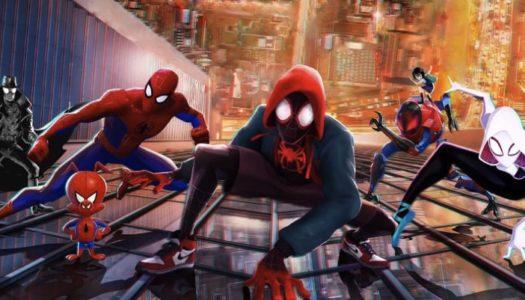 Mini-teaser: Håll inte andan för Spiderverse-uppföljaren
