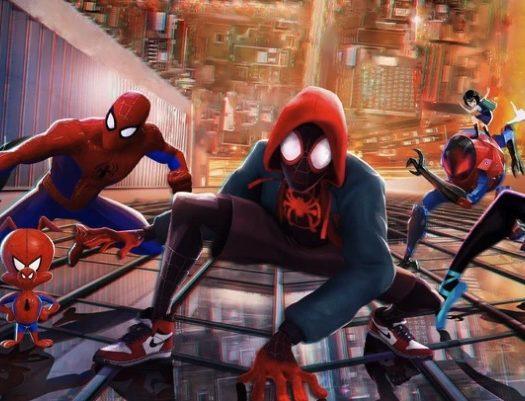Uppföljare till Spiderverse på gång