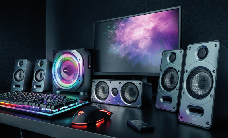 Torro GXT 698 5.1-surround sound recension senses