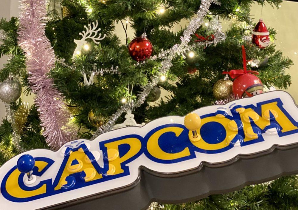 Capcom home arcade årets julklapp 2019
