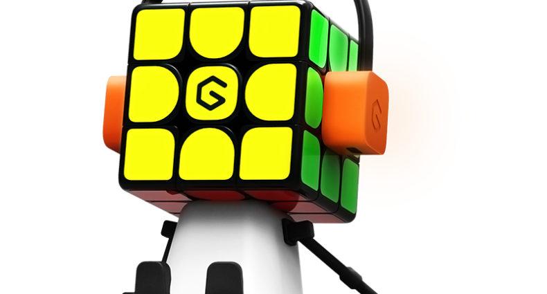 Giiker Super CUbe i3SE senses test