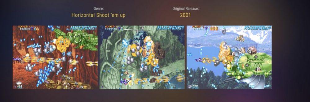 Progear Capcom Home Arcade