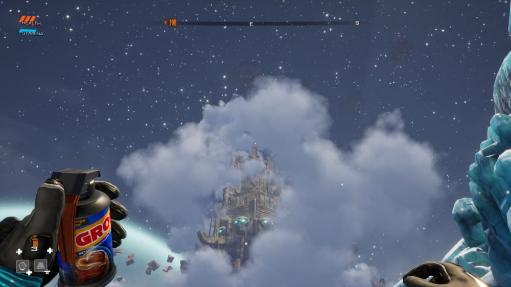 Journey to the savage planet - Copyright Typhoon Studios - Screenshot Xbox one x - 4k