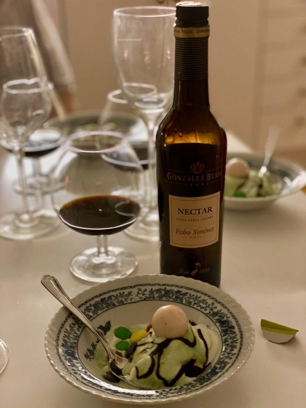 pedro Ximenez nectar sherry