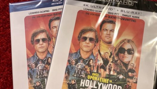 Tävling: Once Upon a Time… in Hollywood